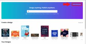 como crear la portada de tu libro con Canva