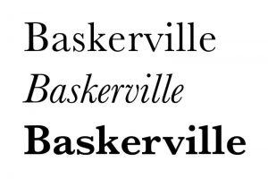 Baskerville autoedición