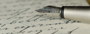Pluma con la que puedes autopublicar tu libro